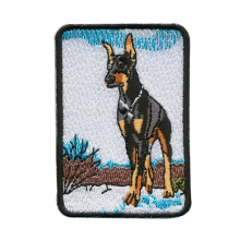 Atacado Popular Patches de animais bordados